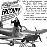 Sanders Aviation Ad, March 1948