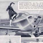 Sinclair Aviation ad, June 18, 1945