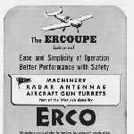 ERCO Post-War Capabilities Ads