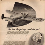Flying Magazine, October 1946