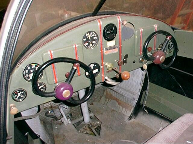 Ercoupe Panel And Glove Box Pictures And Information