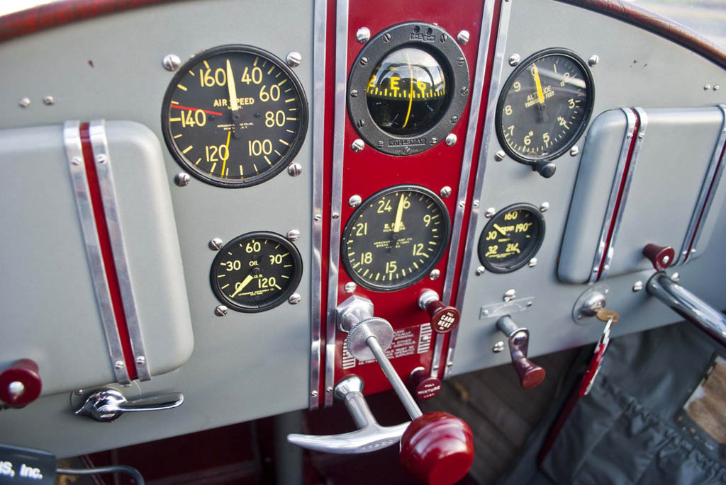 Ercoupe Panel and Glove Box Pictures and Information   ercoupe com
