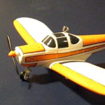 Hallmark Ercoupe Christmas Ornament