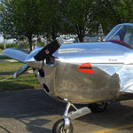 Syd Cohen's Immaculate Ercoupe