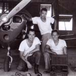 Filipino Ercoupe and Pilots
