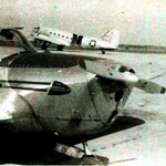 Ralph Arendt's Ercoupe